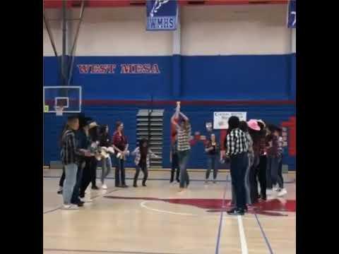 Aden Chavez, 8th grade, James Monroe Middle School, leaving 8th grade like...
