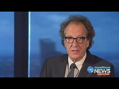 Geoffrey Rush launches legal action against Corp's The Daily Telegraph