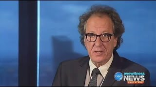 Geoffrey Rush launches legal action against NewsCorp's The Daily Telegraph