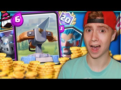 I FINALLY Found A Winning Deck! ICE-BOW OP! | Clash Royale