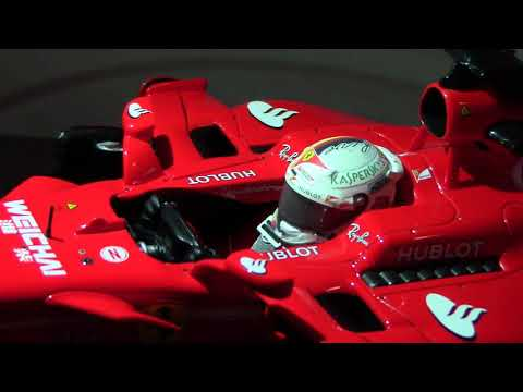 Wow! BBR Ferrari SF70H - 1:18 - Scale Model Car Review