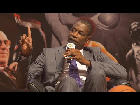 The story behind Dikembe Mutombo's finger wag