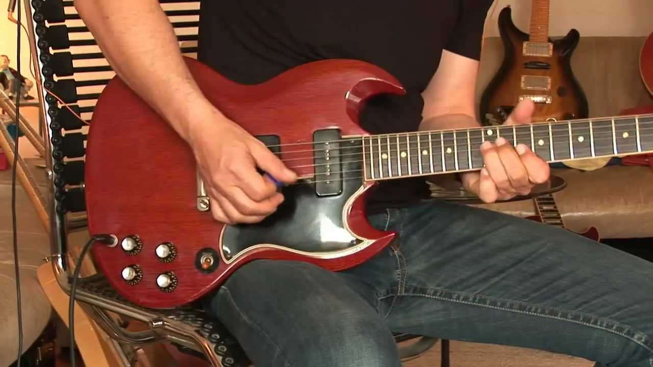 1961 Gibson SG-Special Part2