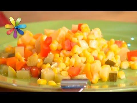 Кукуруза варёная -