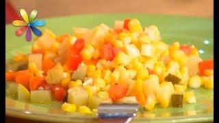 Как консервировать кукурузу - Все буде добре - Выпуск 238 - 20.08.2013 - Все будет хорошо