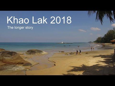 Khao Lak 2018 - The longer story