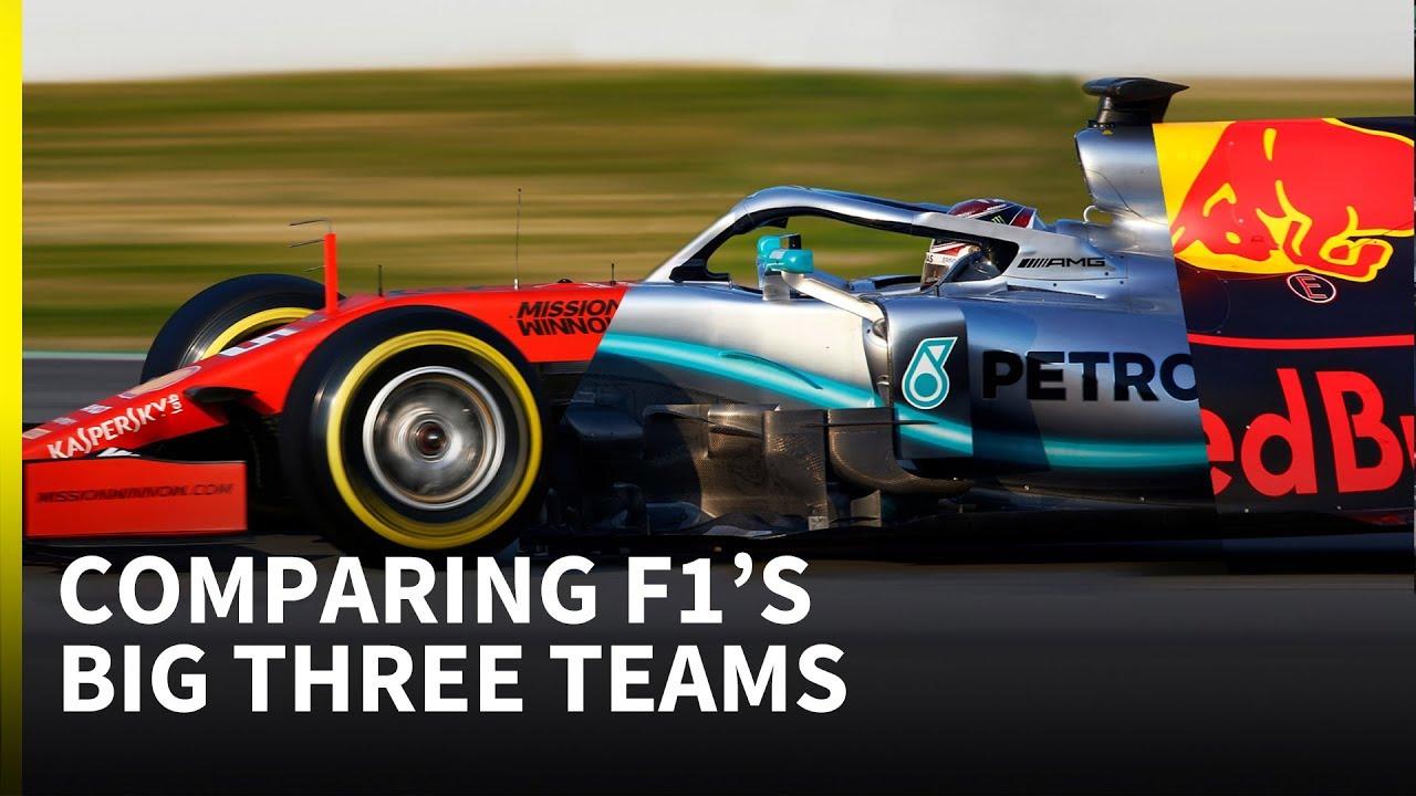 Mercedes V Ferrari V Red Bull F1 2019 Technical Analysis Youtube