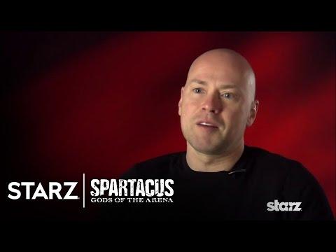 Spartacus | Gods of the Arena - Steven S. DeKnight ...