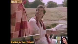 Kaun Disha Mein Leke Chala Re - Hemlata & Jaspal Singh - Nadiya Ke Paar (1982)