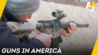 Gun Violence In The U.S.  - How Did We Get Here?    TRAILER  - AJ+ DOCS