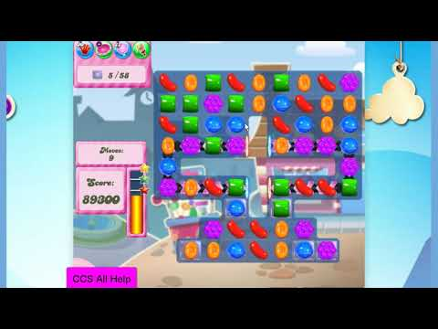 Candy Crush Saga Level 2723 NO BOOSTERS Cookie