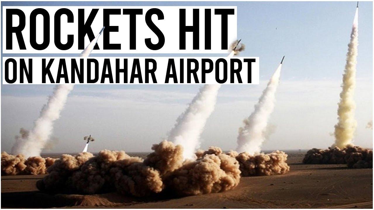 Download Rockets Hit On Kandahar Airport