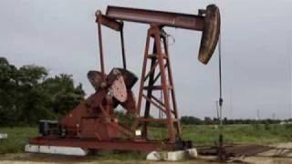 Pumpjack With Parted Rods Bryan Texas 2007