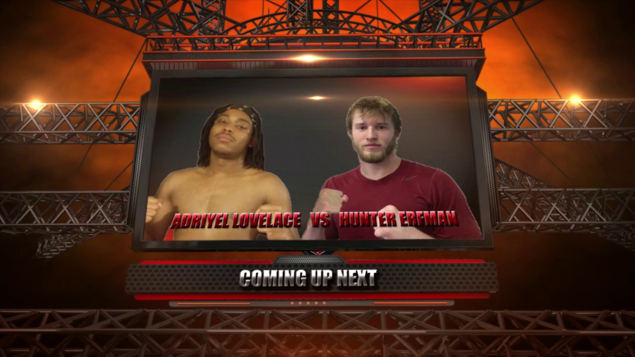 Premier MMA Championship 9: Adriyel Lovelace vs Hunter Erfman