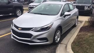 2017 Chevrolet Cruze LT Diesel Automatic