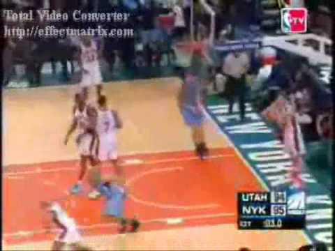 07-08 Knicks Mix... Randolph Marbury Curry Crawford Lee
