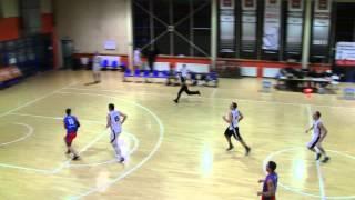 ALK Wro-Basket, 29. edycja. Adam Baj (MuchoBronx Sumel.pl) dunk