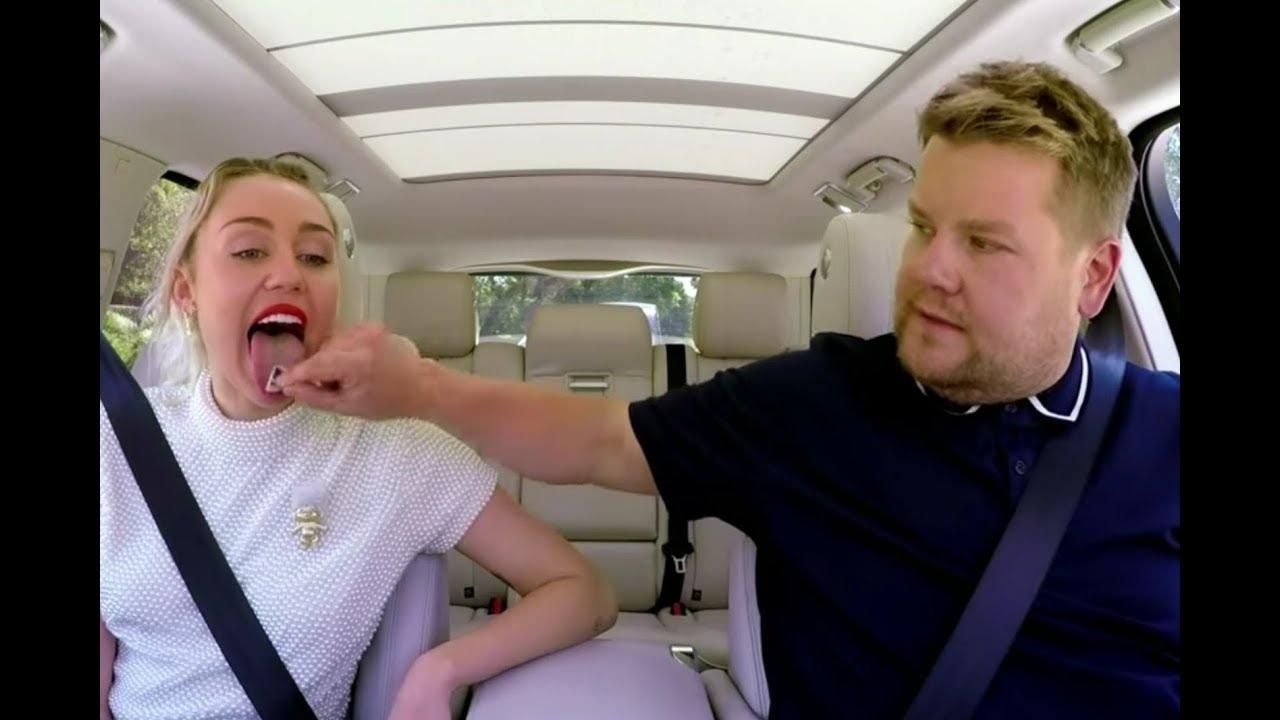 Top 10 Best Moments Carpool Karaoke pt.2