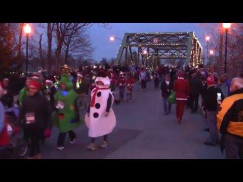 7th Annual It's A Wonderful Run 5K Race Video .::. December 12, 2015