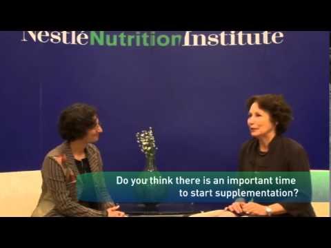 When to start DHA supplementation?