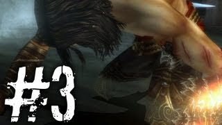 Prince of Persia : The Two Thrones - PC Playthrough - Sewer Level - Gameplay - Part 3