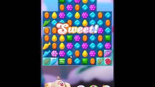 Candy Crush Friends Saga Level 67 - NO BOOSTERS 👩👧👦 | SKILLGAMING ✔️
