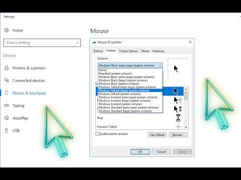 Oxygen cursor windows 10 | Techline Cursor Pack  2019-07-08