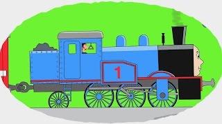 Мультик - Раскраска. Учим Цвета - Легендарные поезда - Часть 1(Хотите отправиться в путешествие? Тогда присоединяйтесь к нам! Мы проедем от Парижа до Стамбула на легендар..., 2015-04-02T15:30:01.000Z)