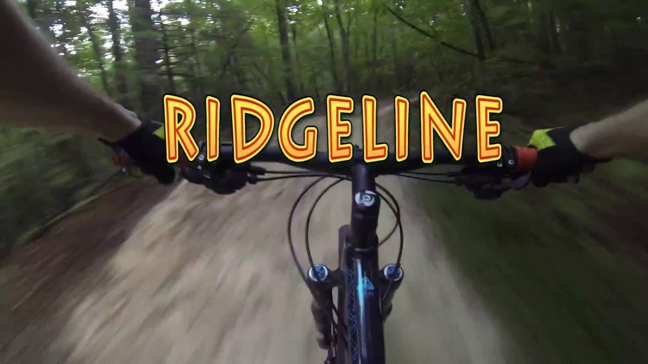 MTB Dupont, Brevard NC Ridgeline Trail