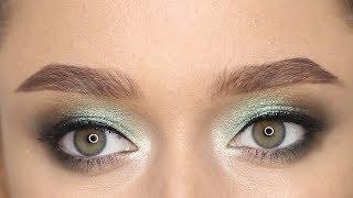 Tiffany. Сексуальный вечерний макияж. Видео-урок с новыми пигментами SINART.