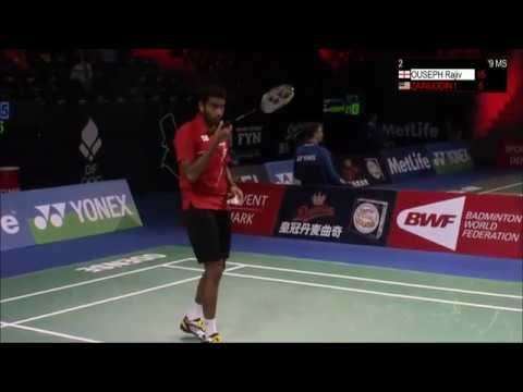 Download Yonex Denmark Open 2016 | Badminton Day 2 - Court 2 (Part 2)