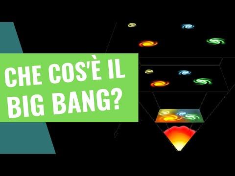 Che cos'è davvero il big bang?