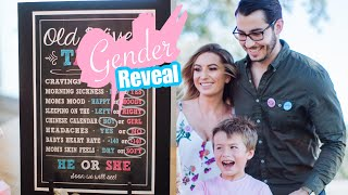 GENDER REVEAL PARTY | THATCHER FAMILY 2018