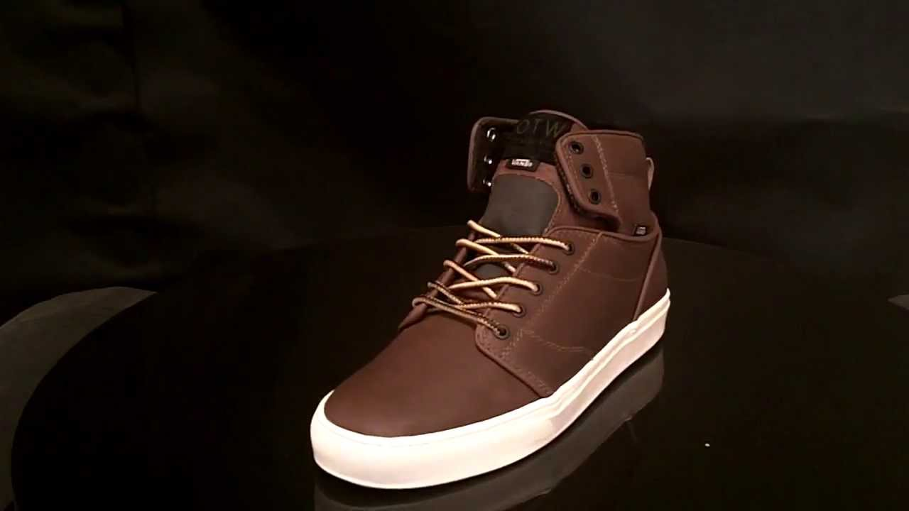 Vans Alomar Boot Brown Turtle Dove schoenen VKX08HY YouTube