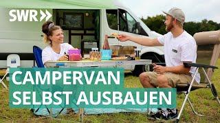 Hauptsache Camping – Vąn kaufen oder selbst ausbauen?   Hauptsache Camping SWR