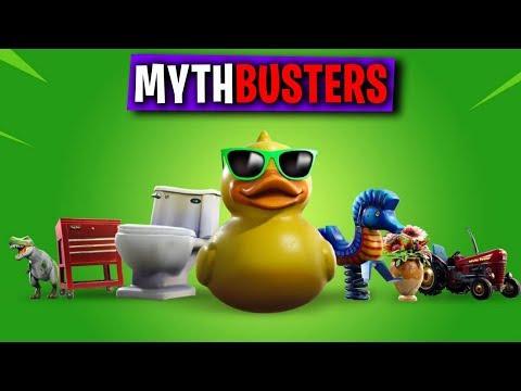 FORTNITE MYTHBUSTERS #26
