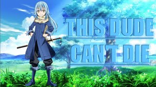 Rimuru Tempest CAN'T Die | I Don't Die [AMV] That Time I Got Reincarnated as a Slime