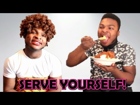 Download When African Parents Tell You To Serve Yourself