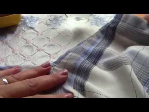 Как отстирать воротник и пятна пота на рубашке