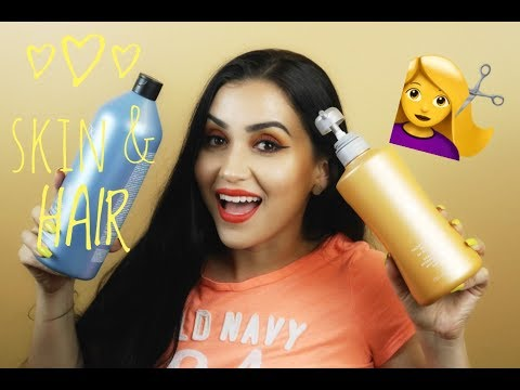 FAVORITE SKIN & HAIR PRODUCTS