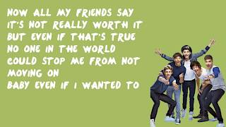 Download Nobody Compares - One Direction (Lyrics) Mp3