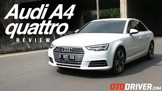 audi a4 quattro 2016 review indonesia   otodriver