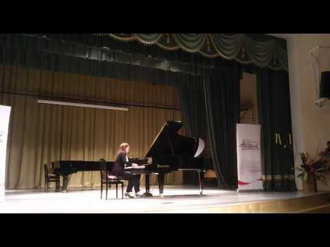 The concert program in St-Peterburg, Pushkin (part 2): Liszt, Schubert-Liszt