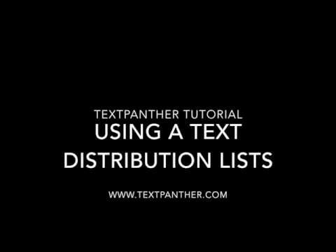 How to Create Text Message Distribution Lists on iPhone