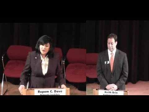 Keith Brin vs Rupam Dave ~ Clerk of the Circuit Court LWV De
