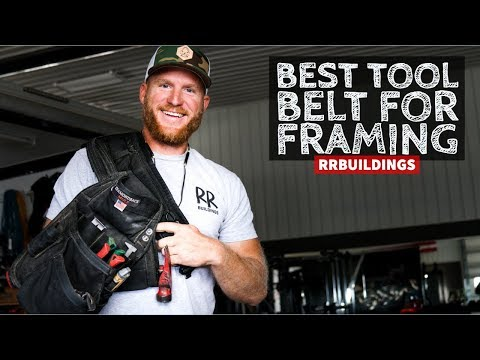Best Tool Belt For Framing: My Everyday Carry In 2019