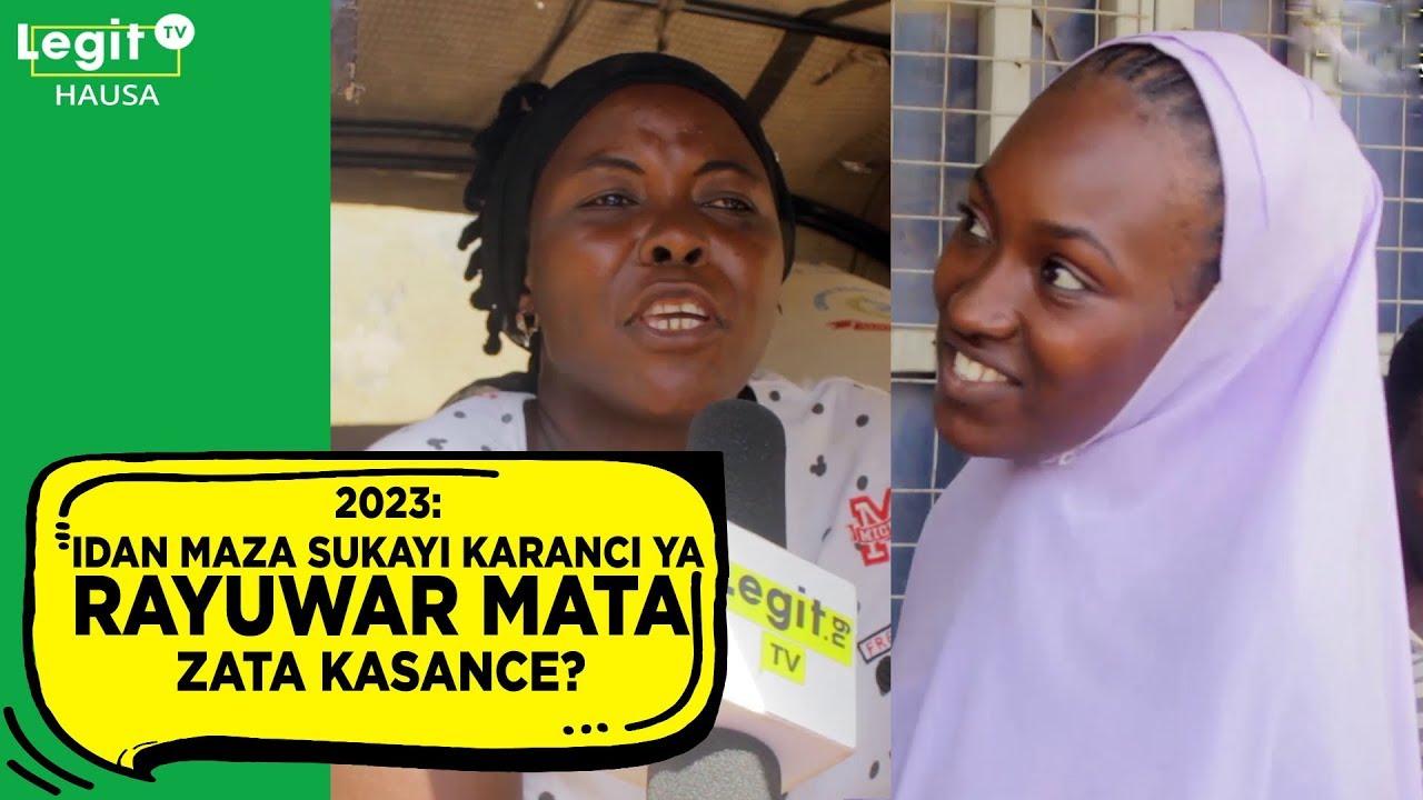 Download 2023: Idan maza suka yi karanci, ya rayuwar mata za ta kasance? | Legit TV Hausa