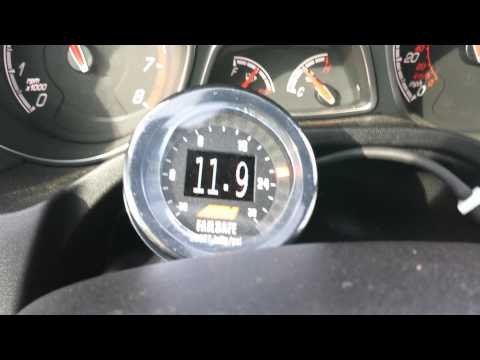 AEM UEGO Failsafe in a Focus ST