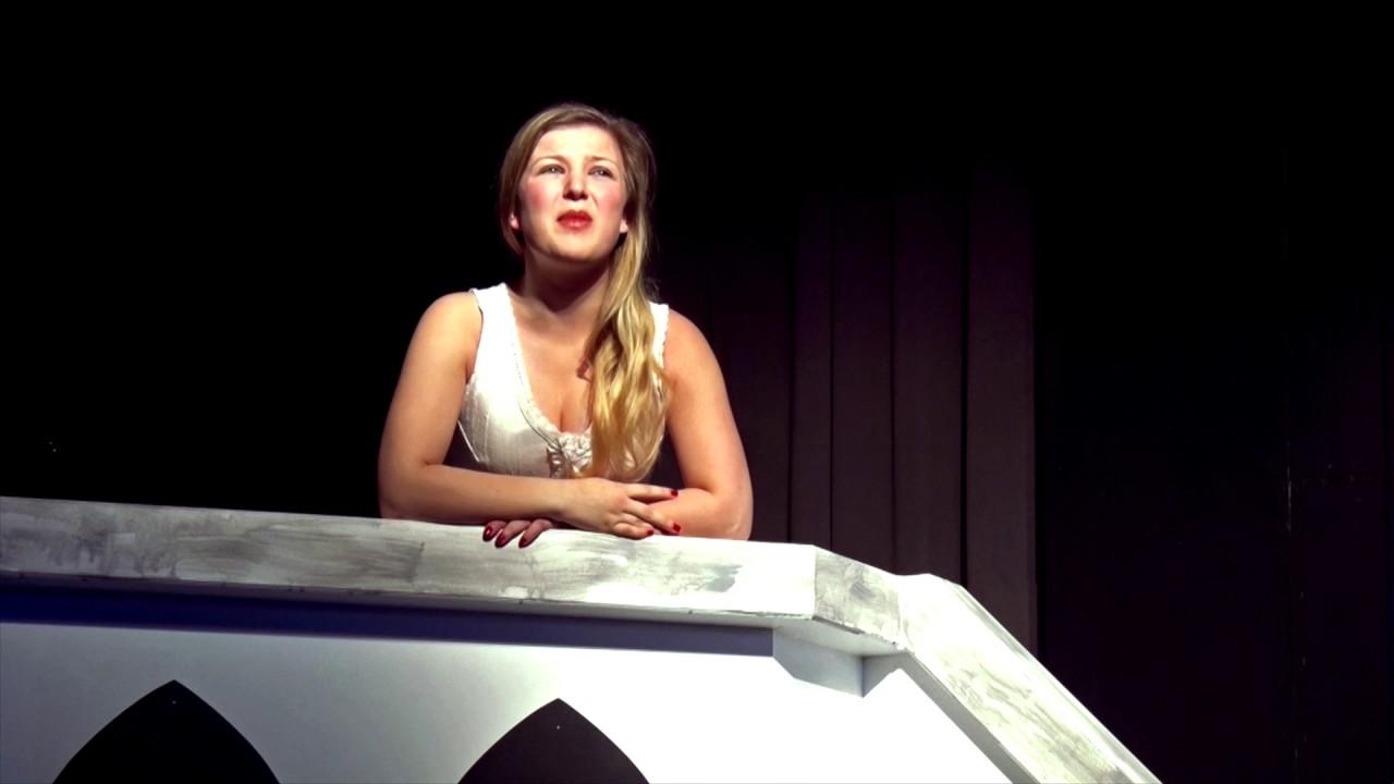 Briefe An Romeo Und Julia : Romeo und julia landesjugendtheater trailer youtube