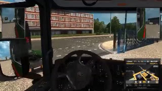 Playing Euro Truck Simulation 2 || Bd | with Ajax BD